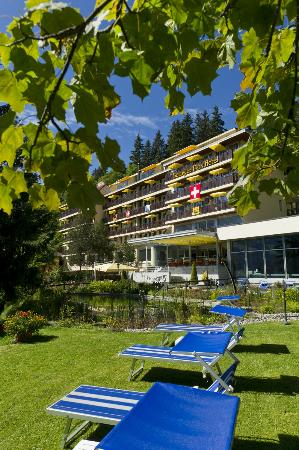 Photo of Beausite Park Hotel Wengen