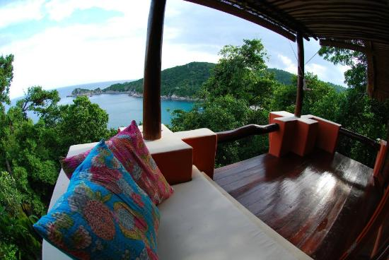 Baan Talay Koh Tao: Seaview Suite