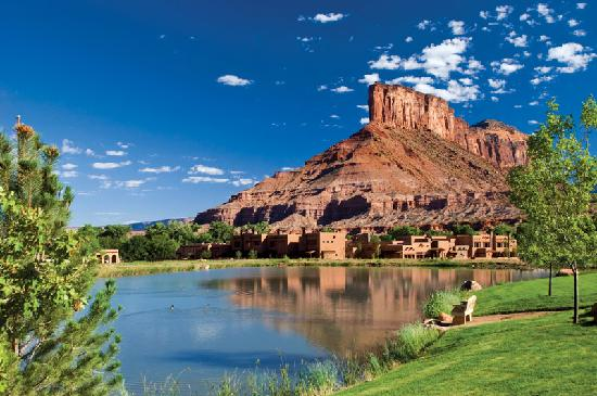 Photo of Gateway Canyons Resort