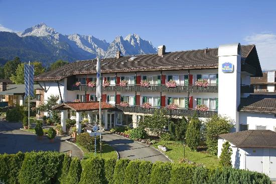 Photo of Best Western Hotel Obermuehle Garmisch-Partenkirchen