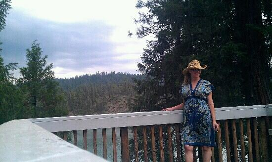 Coffee Creek Ranch: Amazing place! Minutes from Trinity Lake! (lake pictured)