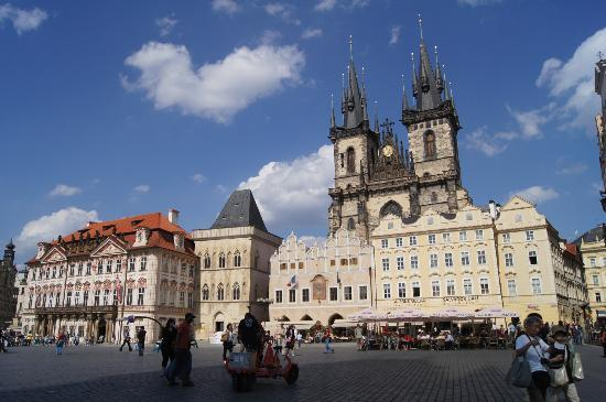 Photos of Old Town Square (Staromestske namesti), Prague