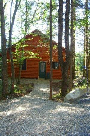 Robert Frost Mountain Cabins: getlstd_property_photo