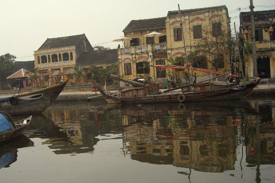 Quang Nam Province, Vietnam: Hoi An early morning reflections