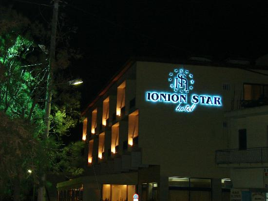 Ionion Star Hotel: Outside of Hotel