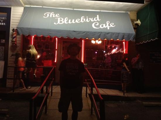 Parking At The Bluebird Cafe Tn