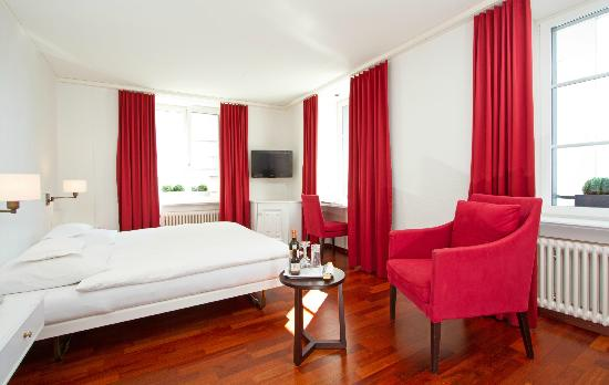 Helmhaus Swiss Quality Hotel: Double Room Superior
