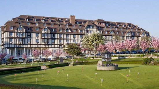 Photo of Hotel Du Golf Barriere Deauville