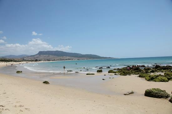 View of Africa from Tarifa/Bolonia, Spain - Picture of Playa de Bolonia, Tari...