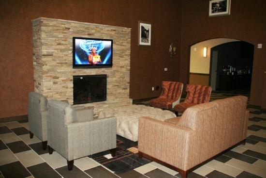 La Quinta Inn & Suites Glen Rose: Main Lobby