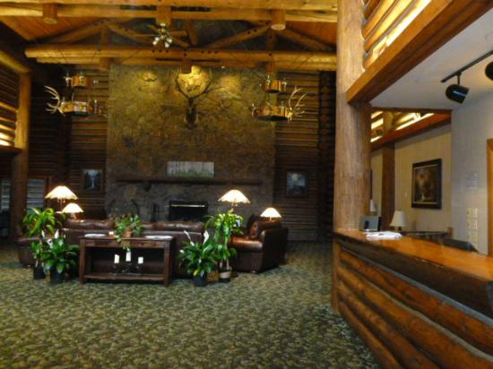 Aspen Lodge Resort & Spa: Lobby