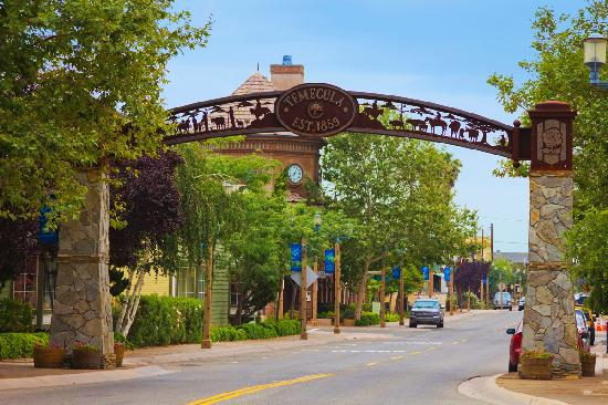 Temecula Hotels Near Old Town