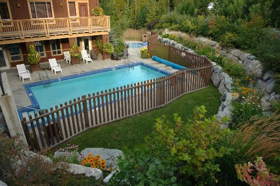 Timberline Lodges Heated Pool
