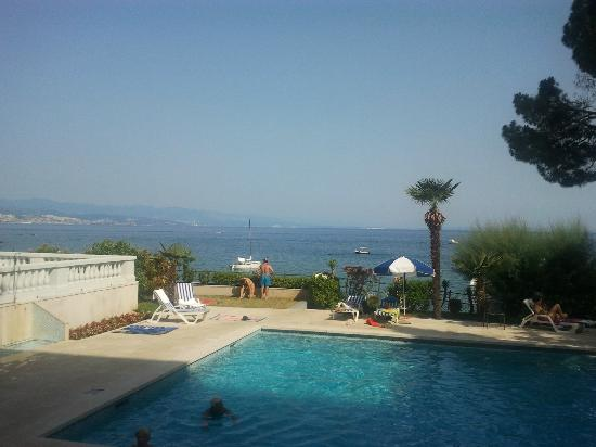 Pool for Design hotel royal opatija