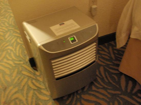 Fairfield Inn & Suites West Palm Beach Jupiter: dehumidifier
