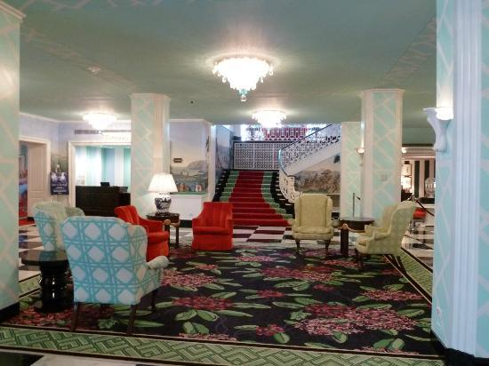 Photos of The Greenbrier, White Sulphur Springs