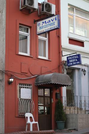 Photo of Mavi Onur Guesthouse Istanbul