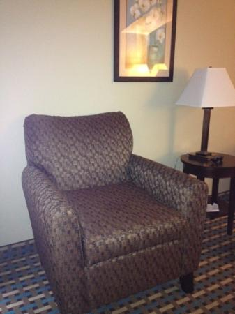 La Quinta Inn & Suites Iowa: clean and modern