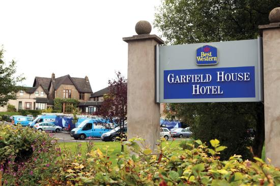 ‪BEST WESTERN Garfield House Hotel‬