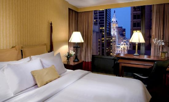 Sonesta Hotel Philadelphia: Philadelphia King View
