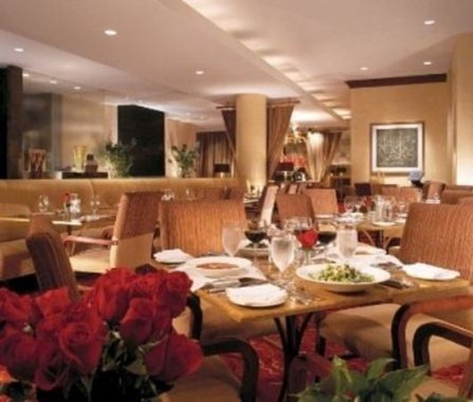 Little Rock Marriott: Capriccio Grill