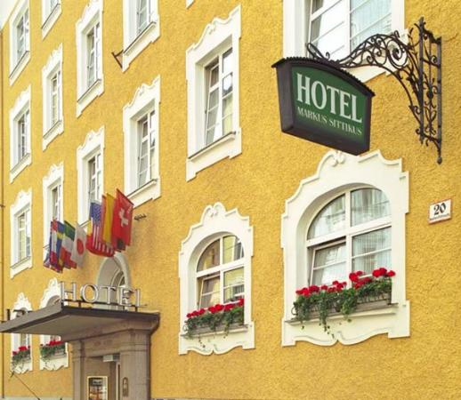 Photo of Hotel Markus Sittikus Salzburg
