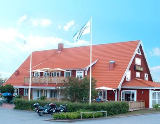 Vrigstad, Swedia: Exterior