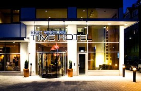 BEST WESTERN PLUS Time Hotel: Exterior
