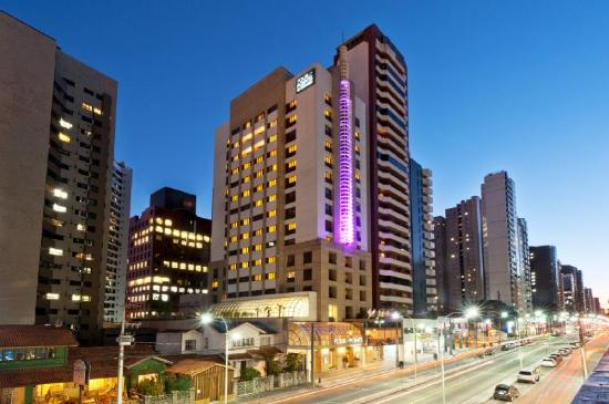 Four Points By Sheraton Curitiba: Exterior
