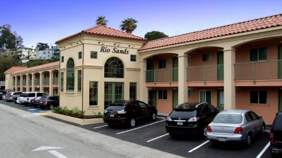 Rio Sands Hotel: Rio Sands Exterior