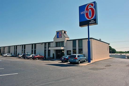 Motel 6 Oklahoma City: Exterior