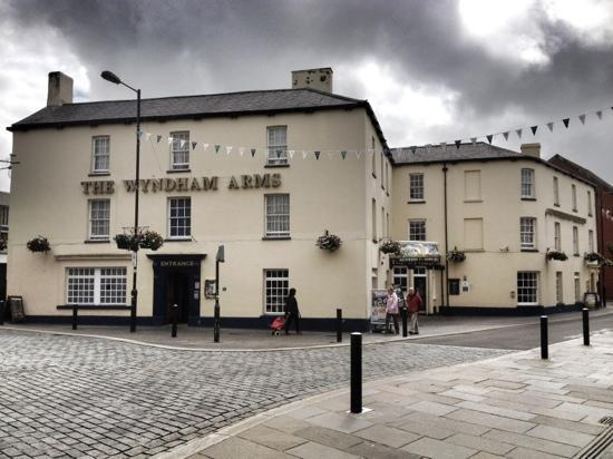 Photo of The Wyndham Arms Bridgend