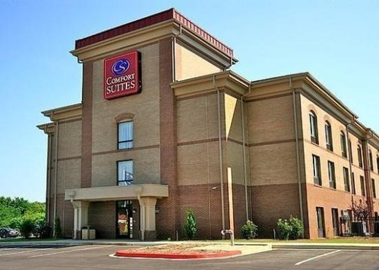 ‪Comfort Suites Spartanburg‬