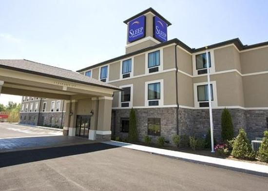 Photo of Sleep Inn & Suites Manchester