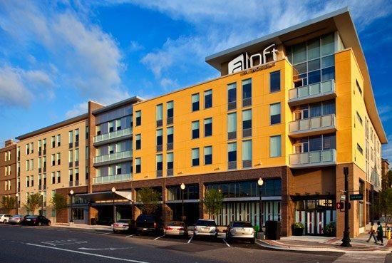 Photo of aloft Birmingham Soho Square Homewood