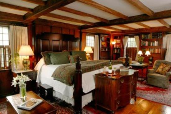 Captain&#39;s House Inn : Guest Room 