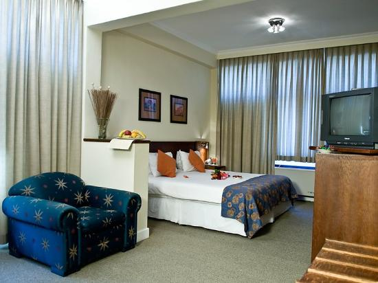 Protea Hotel Thuringerhof: Double GUEST Room Lounge