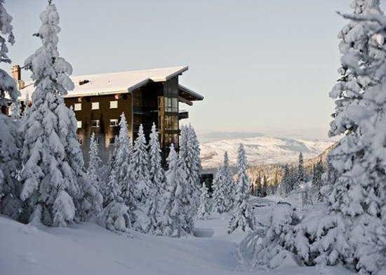 Photo of Copperhill Mountain Lodge Are