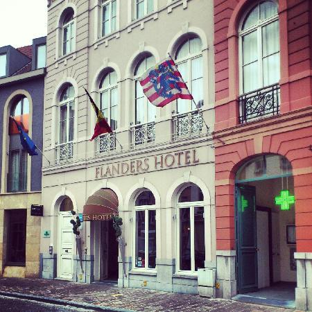 Flanders Hotel, Bruges