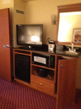 Embassy Suites Williamsburg: Sitting room