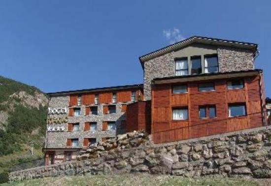 Magic Canillo Resort Hotel and Apartments: Hotel