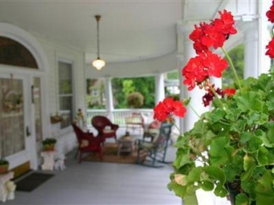 Chester, SC: Porch
