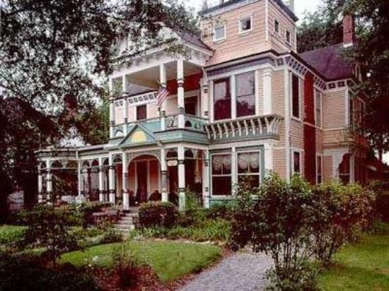 1890 King-Keith House Bed and Breakfast: Exterior