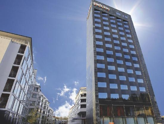 Park Inn by Radisson Stockholm Hammarby Sjostad: Exterior