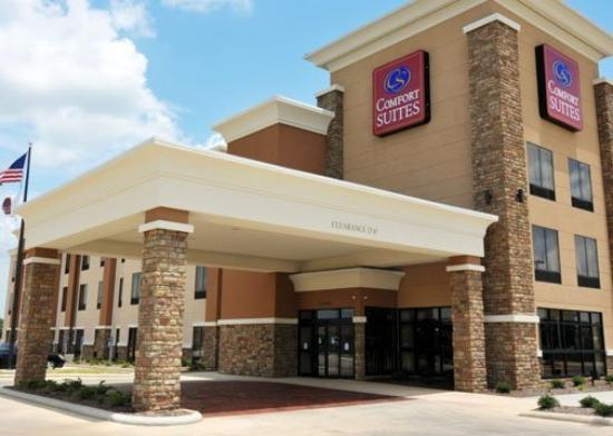 ‪Comfort Suites Greenwood‬