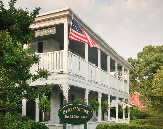 Photo of Barclay Cottage Bed and Breakfast Virginia Beach