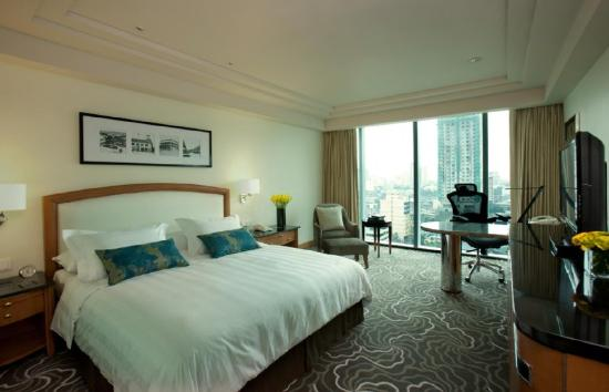 Pan Pacific Manila: Superior Room