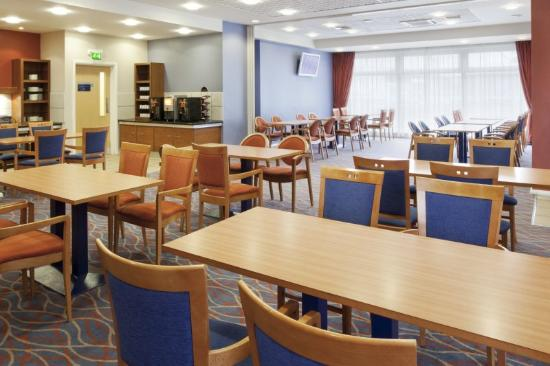 Holiday Inn Express Leicester Walkers Stadium: Great Room Restaurant