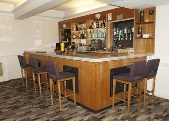 Quality Hotel Hampstead: Hotel Bar