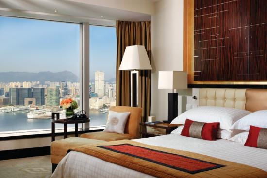 Four Seasons Hotel Hong Kong: HKG Room